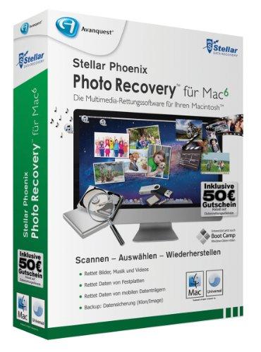 Stellar Photo Recovery 6 für Mac