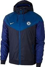 Nike 2019-20 Chelsea Windrunner Jacket - Blue-Black L