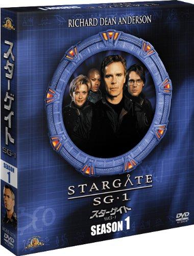 スターゲイト SG-1 シーズン1 (SEASONSコンパクト・ボックス) [DVD] - リチャード・ディーン・アンダーソン, マイケル・シャンクス, アマンダ・タッピング, クリストファー・ジャッジ