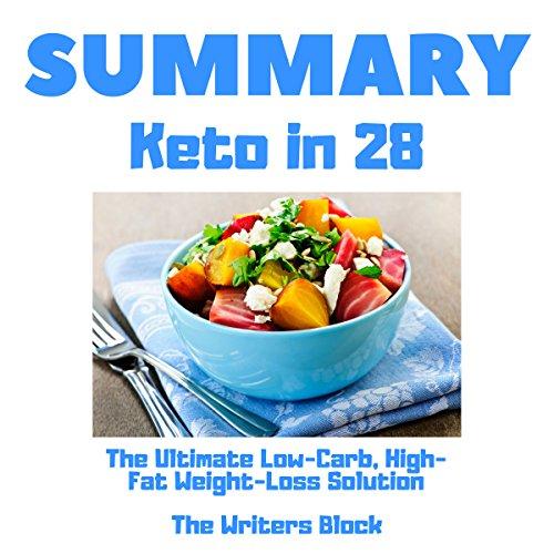 Summary: Keto in 28 audiobook cover art