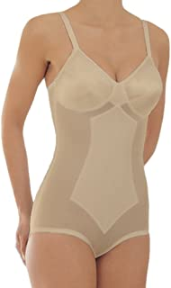 Women's Plus Size Moderate Control Body Briefer #7245