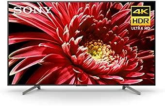 Sony XBR-X850G 75-Inch 4K Ultra HD LED TV (2019 Model) - XBR75X850G