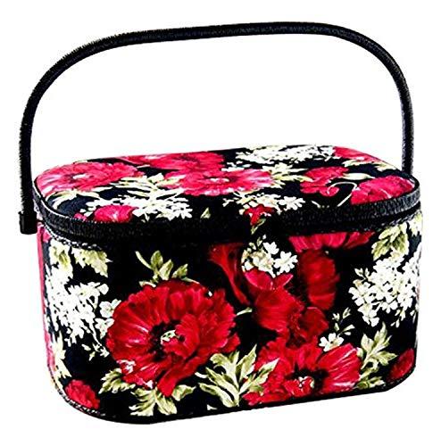 Find Bargain Saint Jane St Jane Sewing Basket Large Oval Astd Assortedd