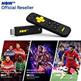 NOW TV Smart Stick with 1 month Entertainment, 1 month Sky Cinema +