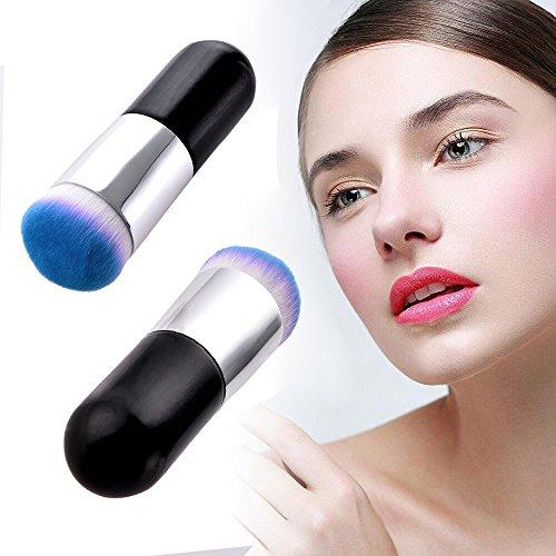 POachers Pinceaux de Maquillage Maquillage Visage Blush Brush Outil de poudre Foundation-Pinceau à Fond de Teint Brosse de Maquillage Outil Cosmétique