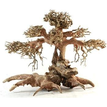 Aquarium Hardscape Materials Aquascaping Nature Bonsai Driftwood 25x15x14 Cm Amazon In Pet Supplies