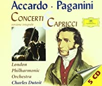 Paganini - Complete Works by Charles Dutoit (2012-09-25)