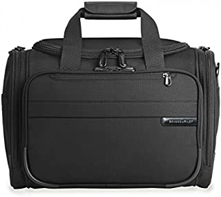 Briggs & Riley Baseline-Deluxe Travel Tote Bag, Black, One Size