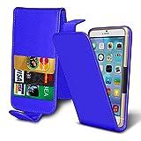 ( Blue +Earphones 143 x 71.1) case for Wiko Rainbow UP case