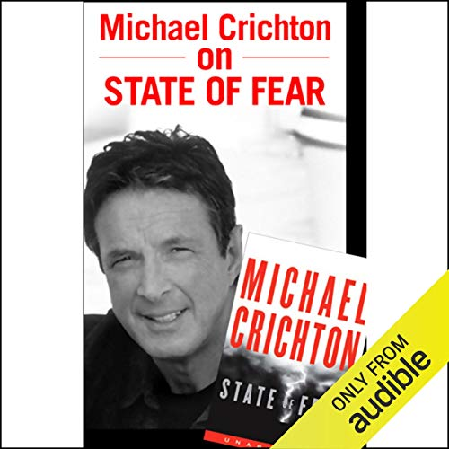 Interview with Michael Crichton cover art