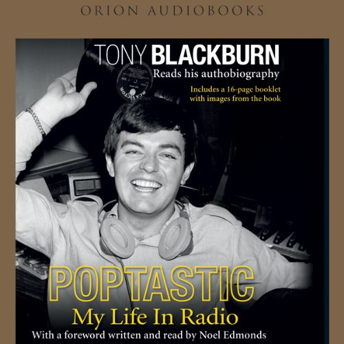 Poptastic! audiobook cover art