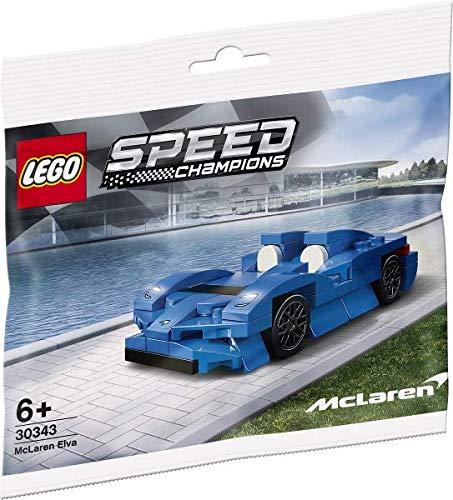 LEGO Speed Champions 30343 McLaren Elva [KLOCKI]