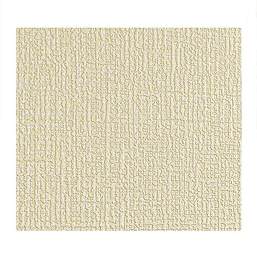 WXHXSRJ Papel Pintado Autoadhesivo, Pegatinas de Pared de Lino de PVC DIY, para Dormitorio, Cocina, Sala de Estar, baño, decoración (2,8 m * 50 cm * 2,5 mm),Beige