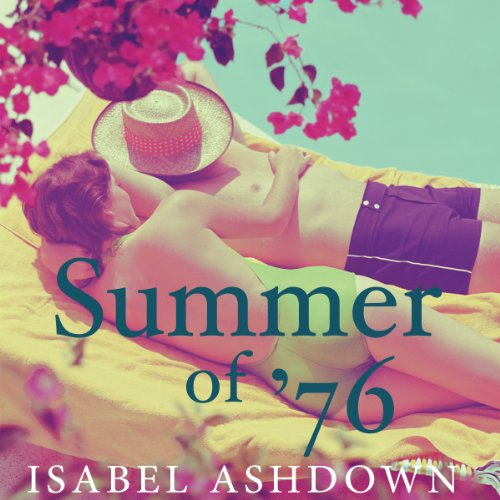 Summer of '76 audiobook cover art