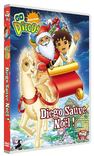 Go Diego! - Vol. 6 : Diego sauve Noël ! [Francia] [DVD]