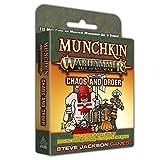 Steve Jackson Games Munchkin Warhammer Age of Sigmar 4486 - Juego de Mesa (Contenido en alemán)