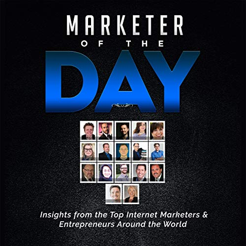 Marketer of the Day cover art