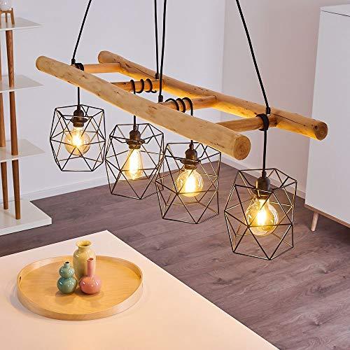 lampadario soggiorno in legno Lampadario a sospensione Kotor