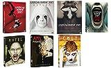 AMERICAN HORROR STORY - STAGIONI DA 1 A 7 (26 DVD) COFANETTI SINGOLI,...