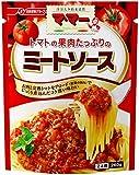 ママー トマトの果肉たっぷりのミートソース 2人前 袋260g