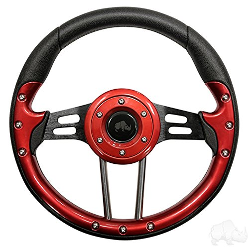 Aviator 4 Golf Cart Steering Wheel
