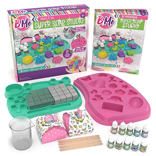 DIY Soap Making Craft Kit for Girls Boys...