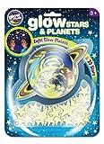 Brainstorm Toys Die original Glowstars Glow Sterne und Planeten -