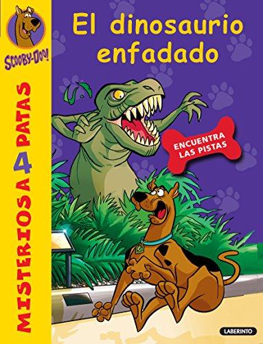 Scooby-Doo y el dinosaurio enfadado: 32 (Misterios a 4 patas)
