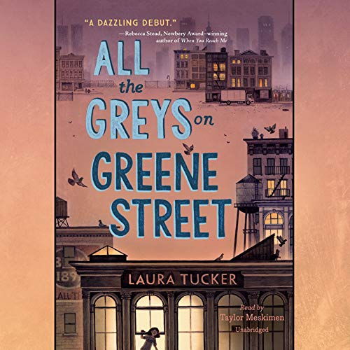 All the Greys on Greene Street audiobook cover art