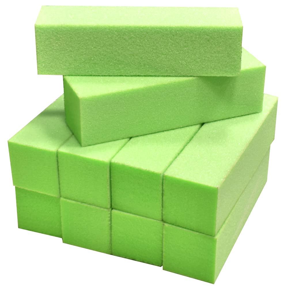 Karlash Nail Buffer Louisville-Jefferson County Mall 4 way sanding 60 White Green Block Grit mart 150