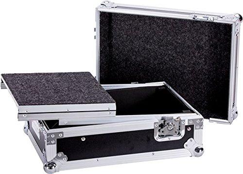 DEEJAY LED Drive tbhrn62lt Fly Case für One Rane sixty-two oder Sechzig Zwei Z Serato Mixer Controller oder gleiche Größe Mixer Wit