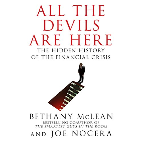 All the Devils Are Here audiobook cover art