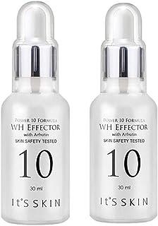 イッツスキンパワー10フォーミュラWH、エフェクターエッセンス30ml x 2本セット、It's Skin Power 10 Formula WH Effector Essence 30ml x 2ea Set [並行輸入品]