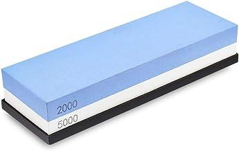 L.TSA Amoladora de Piedra de afilar de Piedra de Doble Cara 2000/5000