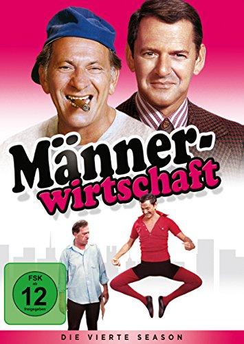 Männerwirtschaft - Season 4 (4 DVDs)