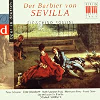 Barber of Seville by Rossini (1999-01-19)