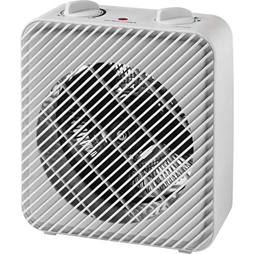 Pelonis Fan-Forced Heater with Thermostat and Three Heat Settings (Pack of 2) by Pelonis