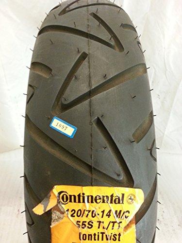 Neumático 120/70-14 55S de carretera Continental