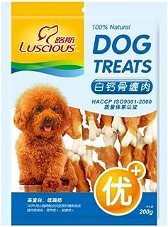 Dog Fest Duck Fillets for Adult Dogs ,Dog Treats - 90g (3.17oz)