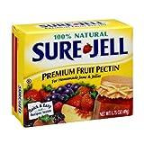 Sure-Jell 100% Natural Premium Fruit Pectin 1.75 oz - PACK OF 4