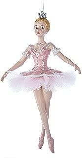 Kurt Adler Sleeping Beauty Ballerina Christmas Tree Ornament E0314 New