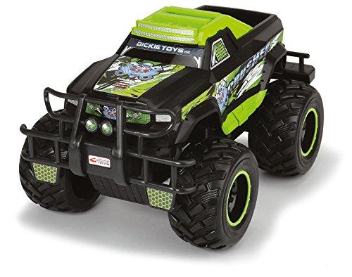 RC Auto kaufen Monstertruck Bild 2: DICKIE-Spielzeug 201119108 201119108-RC Neon Crusher, RTR, Ferngesteuerte Fahrzeuge*