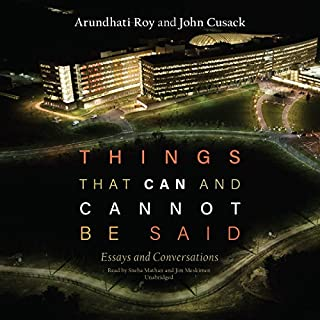 Things That Can and Cannot Be Said audiobook cover art