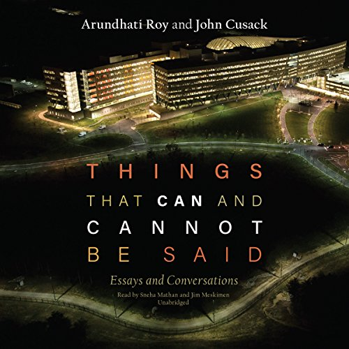 Things That Can and Cannot Be Said cover art