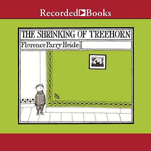 The Shrinking of Treehorn cover art
