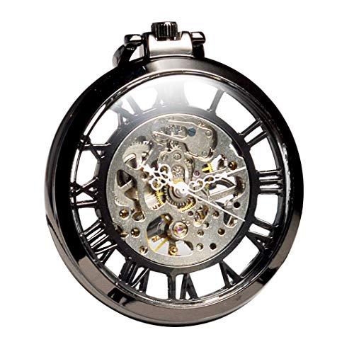 steampunk mens pocket watch