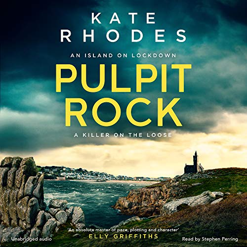 Pulpit Rock cover art