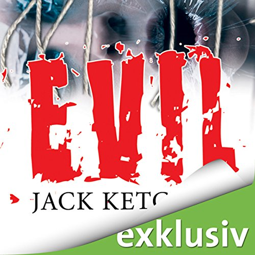 Evil audiobook cover art