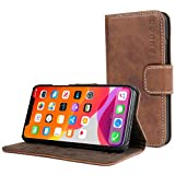 Snugg iPhone 11 Pro Wallet Case – Leather Card Case