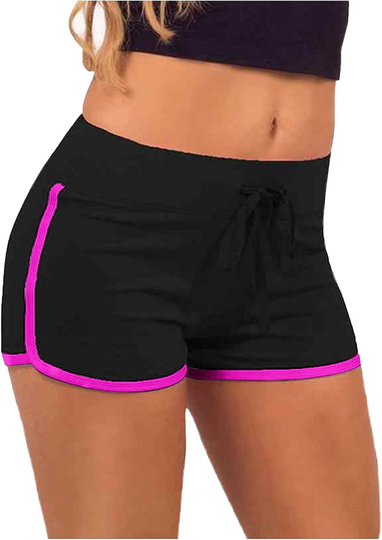 Bikegna Womens Drawstring Shorts Gym Louisville-Jefferson County Mall Athlet Sport Las Vegas Mall Running